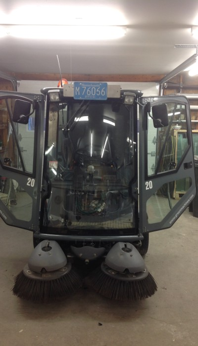 Commercial Vehicle Glass